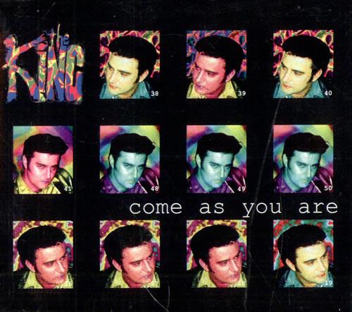 "The King Come As You Are CD single (CD5 / 5"") German KI3C5CO505295"