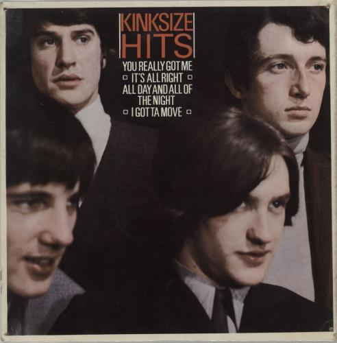 """The Kinks Kinksize Hits - VG 7"""" vinyl single (7 inch record) UK KIN07KI754315"""