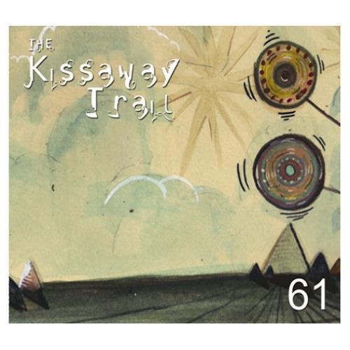 The Kissaway Trail 61 CD Single CD5 5 UK KSIC5419564