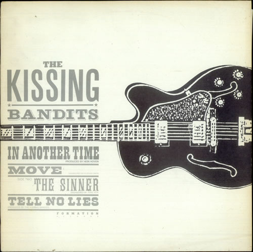 "The Kissing Bandits In Another Time 12"" vinyl single (12 inch record / Maxi-single) UK UXM12IN517515"