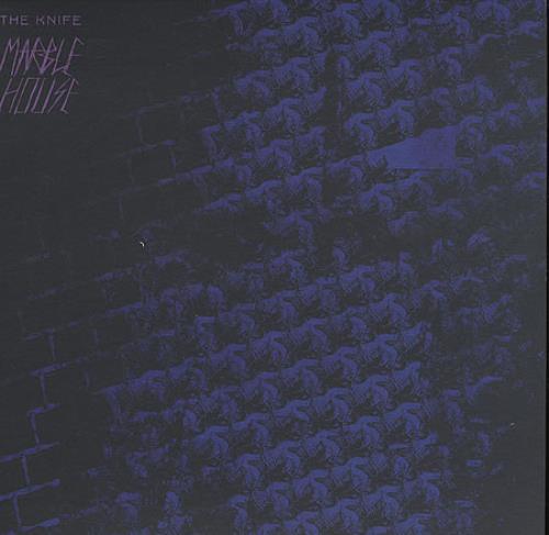 "The Knife Marble House 7"" vinyl single (7 inch record) UK TKF07MA391181"
