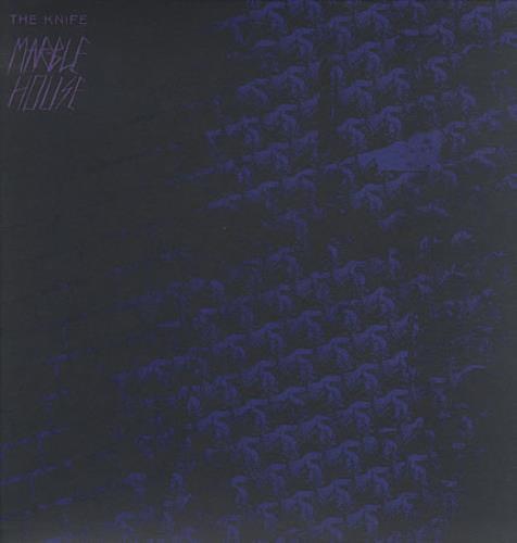 "The Knife Marble House 12"" vinyl single (12 inch record / Maxi-single) UK TKF12MA391183"