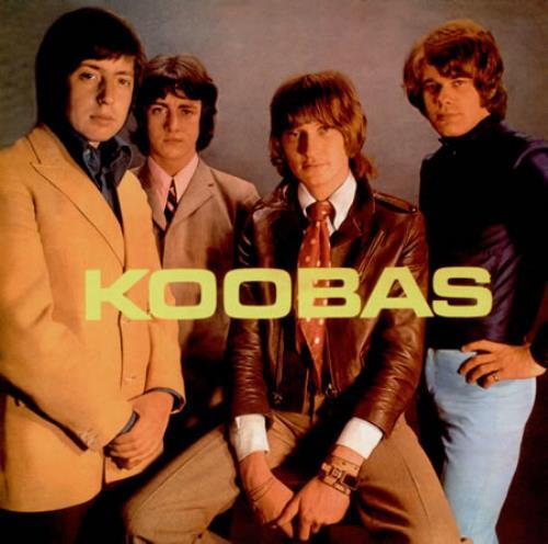 The Koobas Koobas vinyl LP album (LP record) Korean OOBLPKO388575