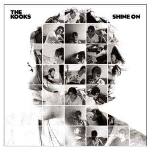 """The Kooks Shine On CD single (CD5 / 5"""") UK OKSC5SH438229"""