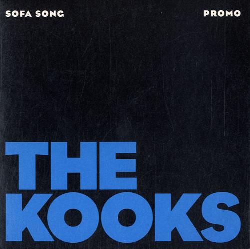 """The Kooks Sofa Song CD single (CD5 / 5"""") UK OKSC5SO585164"""