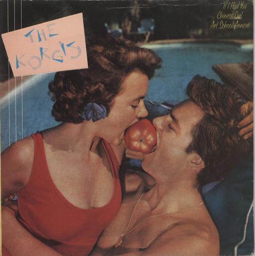 """The Korgis If I Had You - P/S 7"""" vinyl single (7 inch record) UK KGI07IF700788"""