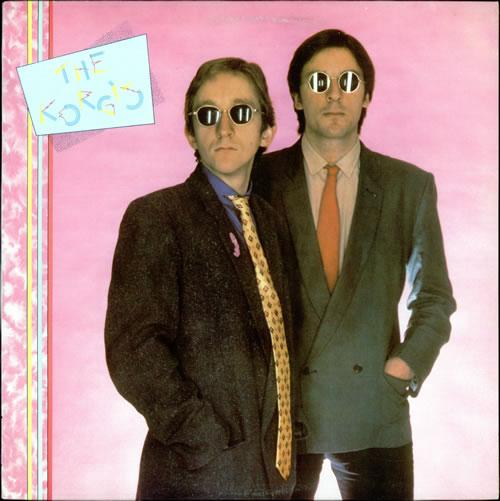 The Korgis The Korgis vinyl LP album (LP record) Canadian KGILPTH522977