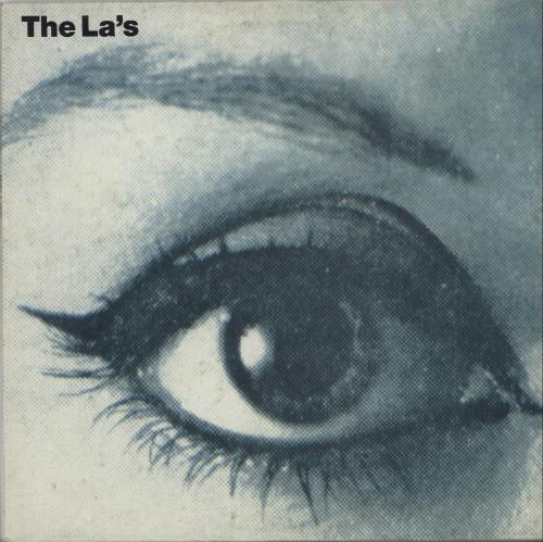 The La's The La's - EX vinyl LP album (LP record) UK LASLPTH375876
