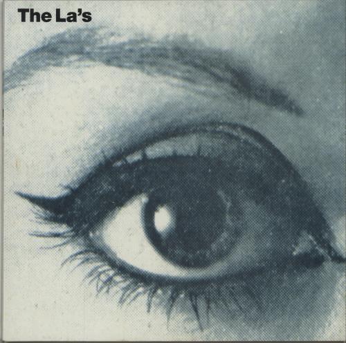 The La's The La's vinyl LP album (LP record) UK LASLPTH66523