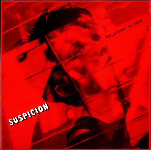 The Laughing Academy Suspicion vinyl LP album (LP record) UK UZ-LPSU524139