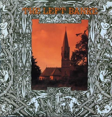 The Left Banke And Suddenly It's ... vinyl LP album (LP record) UK LEFLPAN341681