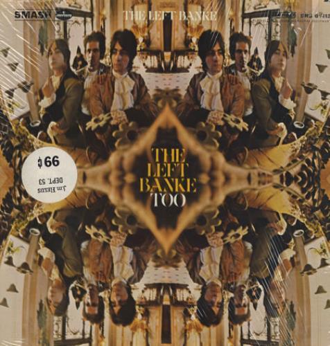 The Left Banke The Left Banke Too vinyl LP album (LP record) US LEFLPTH380970