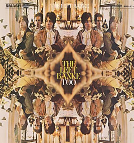The Left Banke The Lefte Banke Too vinyl LP album (LP record) US LEFLPTH211834
