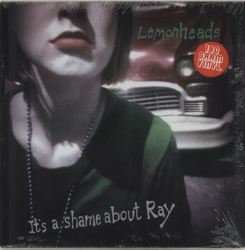The Lemonheads It's A Shame About Ray - 180gm vinyl LP album (LP record) US LEMLPIT464381