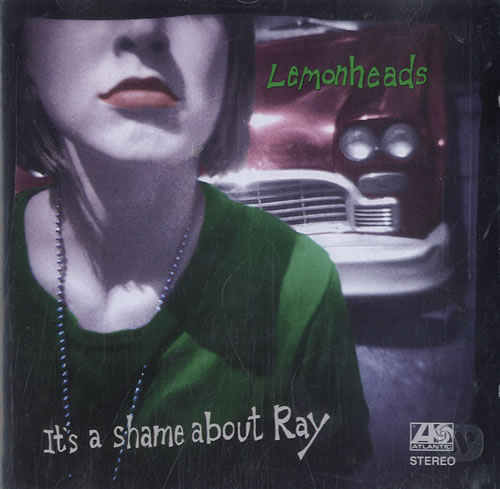 The Lemonheads It's A Shame About Ray CD album (CDLP) German LEMCDIT578703