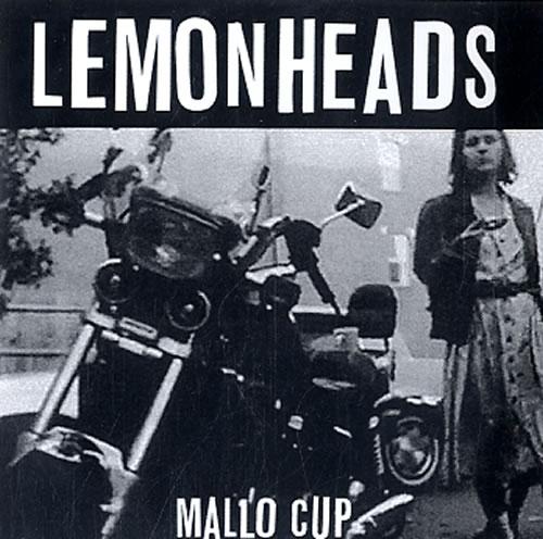 The Lemonheads Mallo Cup CD-R acetate UK LEMCRMA589551