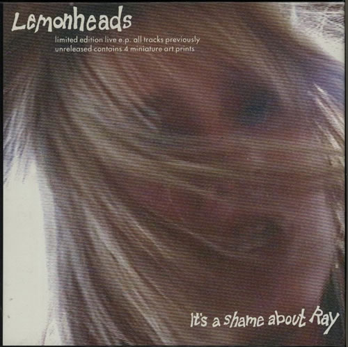 The Lemonheads Quantity of Ten CDs & Promos CD album (CDLP) UK LEMCDQU630891