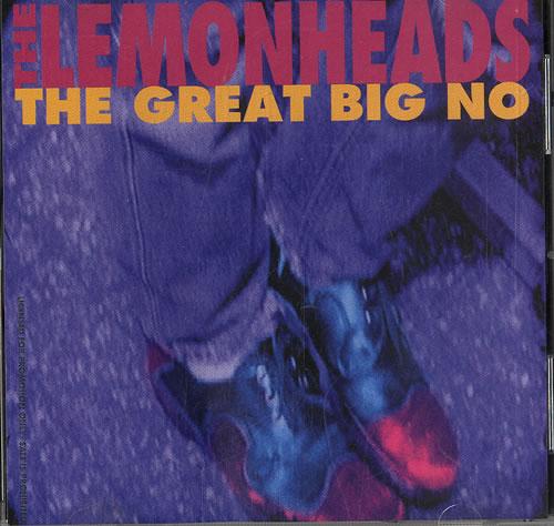The Lemonheads The Great Big No CD album (CDLP) US LEMCDTH555989