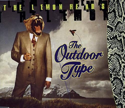 "The Lemonheads The Outdoor Type CD single (CD5 / 5"") UK LEMC5TH198383"
