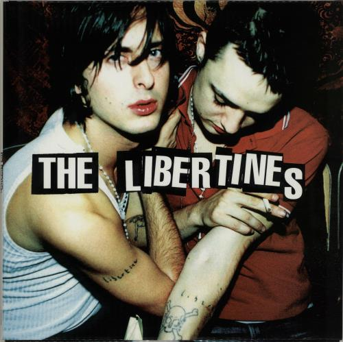 The Libertines The Libertines - Numbered Gatefold Sleeve vinyl LP album (LP record) UK TLBLPTH301889