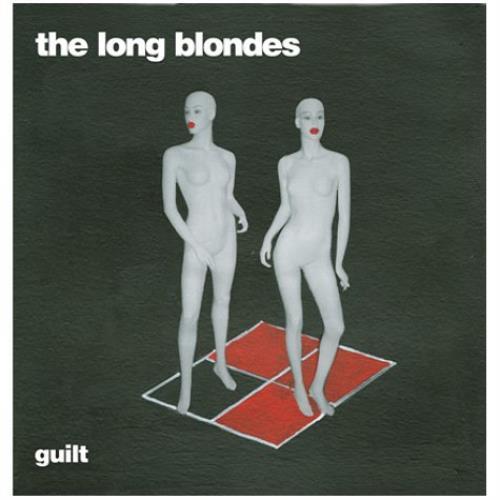 "The Long Blondes Guilt 7"" vinyl single (7 inch record) UK TL307GU437983"