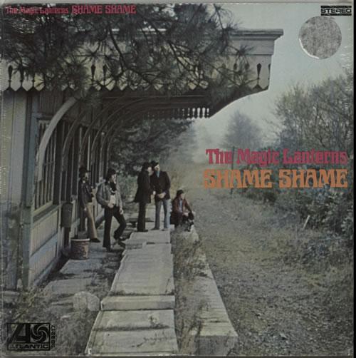 The Magic Lanterns Shame Shame - Sealed vinyl LP album (LP record) US AGMLPSH628514