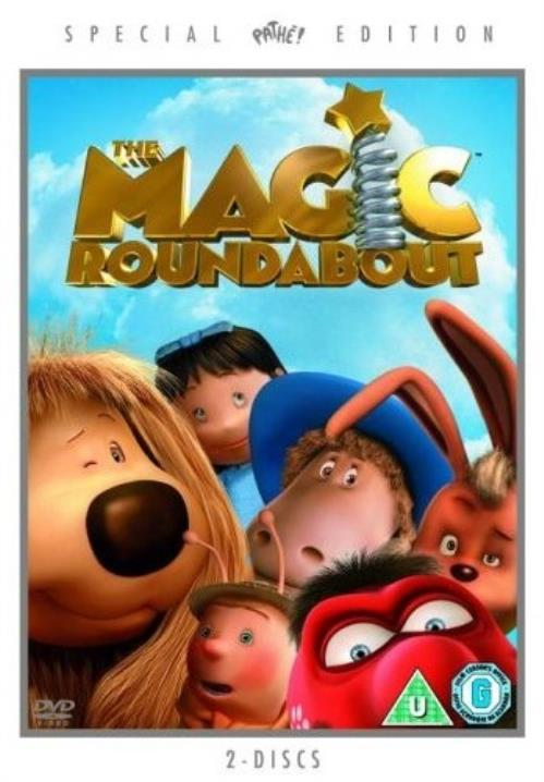 The Magic Roundabout The Magic Roundabout Uk Dvd 375524