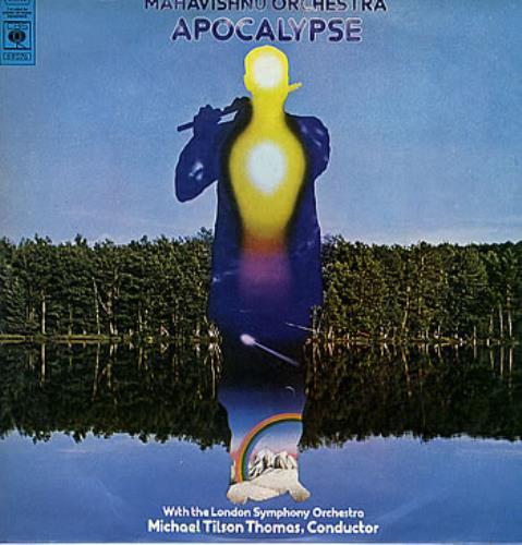 The Mahavishnu Orchestra Apocalypse vinyl LP album (LP record) Israeli MHVLPAP290226