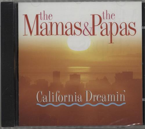 The Mama's And The Papa's California Dreamin' - Sealed CD album (CDLP) UK M&PCDCA751100