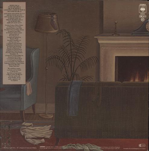 The Manhattans After Midnight - Gold promo stamped vinyl LP album (LP record) UK MH7LPAF748452