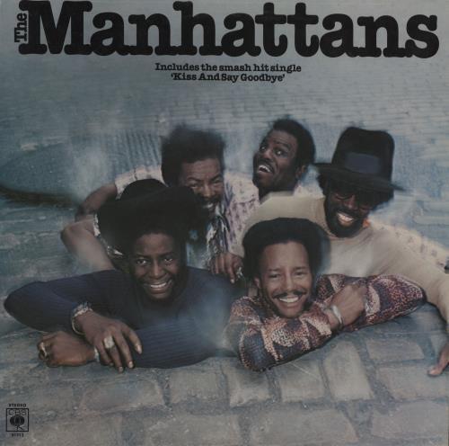 The Manhattans The Manhattans - EX vinyl LP album (LP record) UK MH7LPTH753830