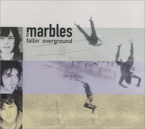 "The Marbles (00s) Fallin' Overground CD single (CD5 / 5"") UK T74C5FA495597"