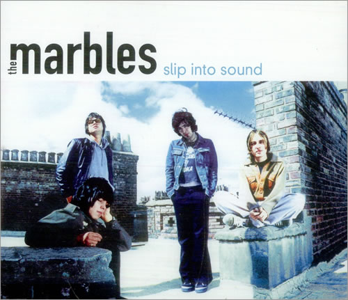 "The Marbles (00s) Slip Into Sound CD single (CD5 / 5"") UK T74C5SL511565"