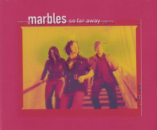"The Marbles (00s) So Far Away CD single (CD5 / 5"") UK T74C5SO469317"