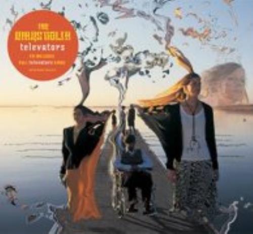 "The Mars Volta Televators CD single (CD5 / 5"") UK RSOC5TE274594"