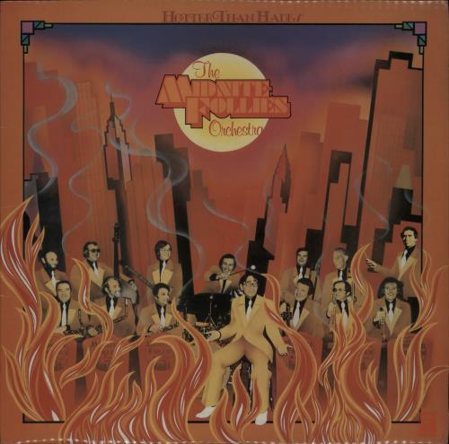 The Midnite Follies Orchestra Hotter Than Hades vinyl LP album (LP record) UK XPHLPHO644229