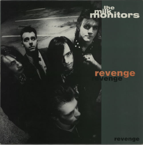 The Milk Monitors Revenge vinyl LP album (LP record) UK V6PLPRE591800