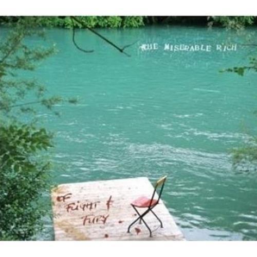 The Miserable Rich Of Flight & Fury CD album (CDLP) UK UKFCDOF508978