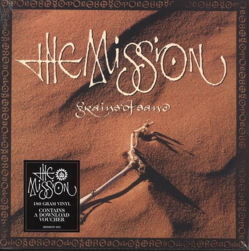 The Mission Complete Set of Five 180 Gram Vinyl LPs 5-LP vinyl album record set UK MIS5LCO718908