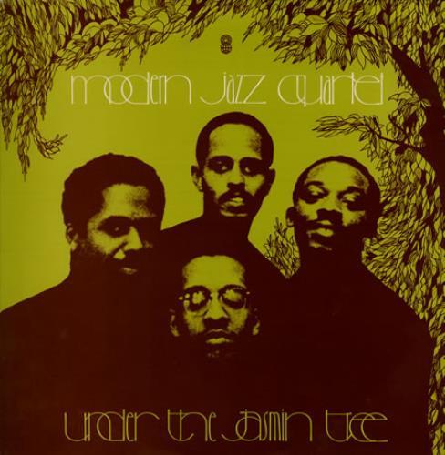 The Modern Jazz Quartet Under The Jasmin Tree vinyl LP album (LP record) Australian MJQLPUN383640