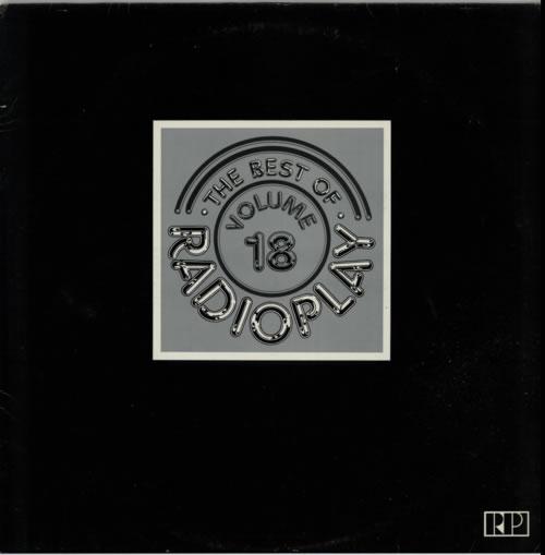 The Monkees The Best Of Radioplay Volume 18 vinyl LP album (LP record) UK MKELPTH618202