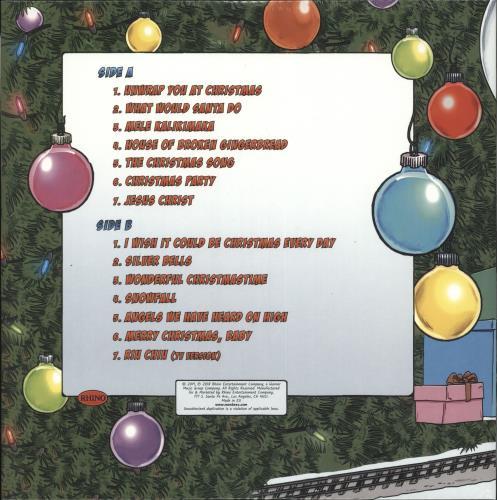 The Monkees The Monkees Christmas Party - 180gm Vinyl - Sealed vinyl LP album (LP record) UK MKELPTH730607
