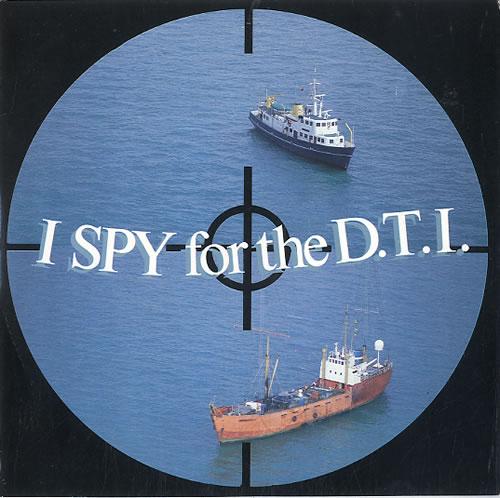 The Moronic Surveyors I Spy For The D T I  UK 7