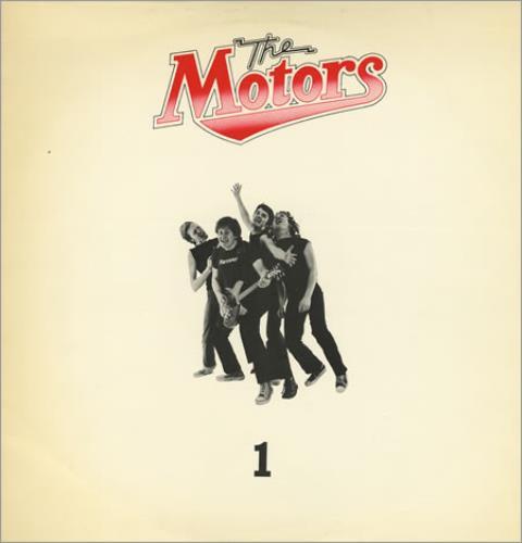 The Motors 1 - One vinyl LP album (LP record) UK MTRLPON383193