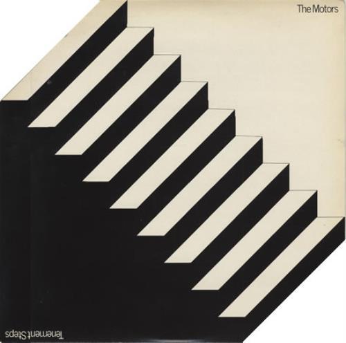 The Motors Tenement Steps vinyl LP album (LP record) UK MTRLPTE246464