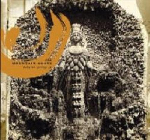 "The Mountain Goats Babylon Springs EP CD single (CD5 / 5"") Australian MUGC5BA358594"