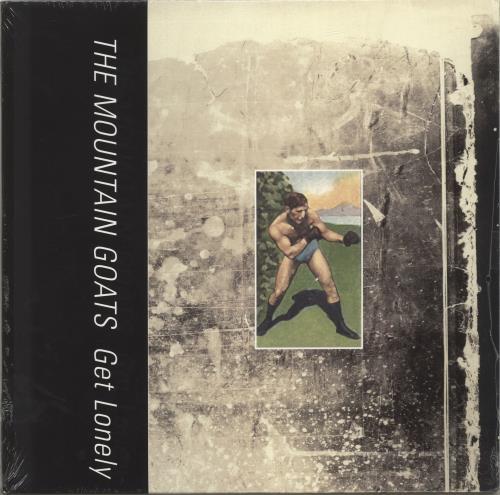 The Mountain Goats Get Lonely - Sealed vinyl LP album (LP record) UK MUGLPGE370192