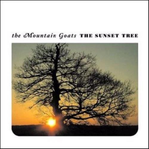 The Mountain Goats The Sunset Tree CD album (CDLP) UK MUGCDTH323371