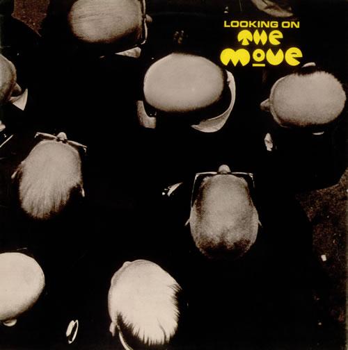 The Move Looking On vinyl LP album (LP record) UK MOVLPLO157829