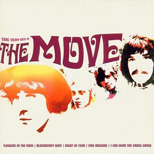 The Move The Very Best Of CD album (CDLP) UK MOVCDTH178714